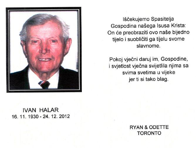 Ivan HALAR