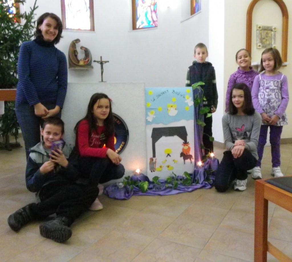 Devetnica Malom Isusu kroz simbole 1
