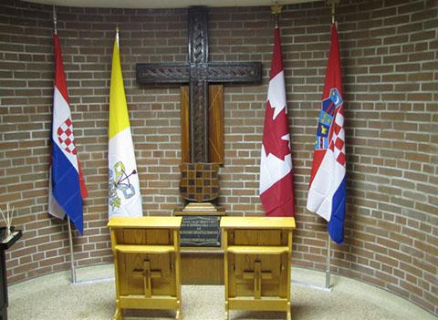 Kapelica molitve za Domovinu