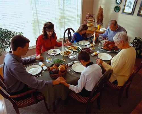Obitelj moli