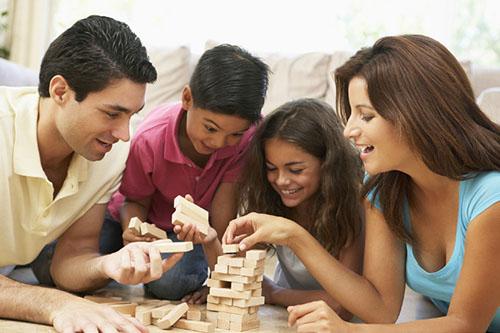 Obitelj u igri