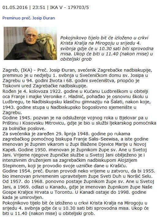 Zivotopis Fr. Gjurana